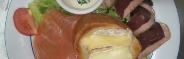 Salade «Jean de la Criée»