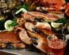 Assiette de crustacés