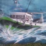 bateau graffiti