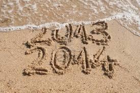 – Bonne année, bonne santé, et surtout beaucoup de plaisir pour 2014 !